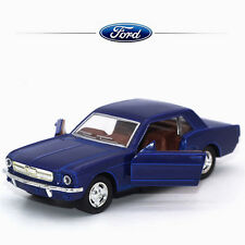 Ford Mustang 1964 Wecker Diecast Car Model Toy Vehicles Christmas Gift 1:32