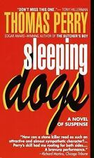 BUY 2 GET 1 FREE Sleeping Dogs by Thomas Perry (1993, Paperback)