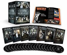 Universal Classic Monsters: Complete 30-Film Collection 1931-1956 (DVD,BRAND NEW