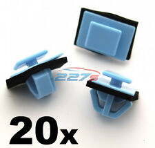20x Side Moulding and Door Trim Clips: Fits the Hyundai Santa Fe & Kia Sportage