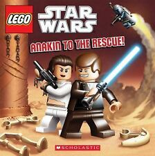 Anakin to the Rescue!: Episode II (LEGO Star Wars) Landers, Ace Paperback