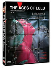 The Ages of Lulu (1990, Francesca Neri) DVD NEW