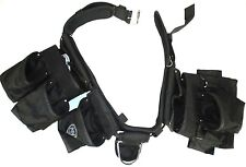 "McGuire-Nicholas 5 Piece 13 Pocket Toolbelt Rig Tool Belt Fits Up 50"" Waist NEW!"