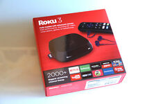 BRAND NEW! Roku 3 Streaming Media Player With Voice Search (4230R) 2015 Version