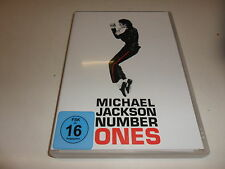 DVD   Michael Jackson - Number Ones