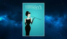 Breakfast At Tiffany's Fridge Magnet. NEW. Minamalist Design