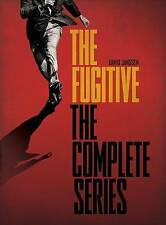 The Fugitive: The Complete Series, Seasons 1-4, DVD, Brand New Box Set