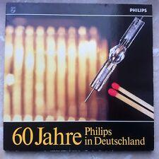 2 LP LPs - 60 Jahre Philips - Beatles u.a. - Wort und Musik Dokumentation