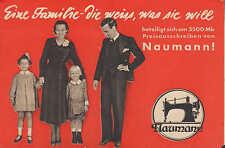 DRESDEN, Werbung 1932, vormals Seidel & Naumann Näh-Maschinen Schnittmuster