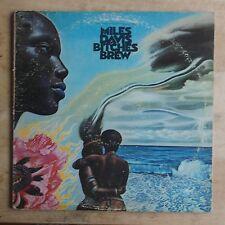 Miles Davis Bitches Brew 1970 Vinyl LP Columbia Records GP 26