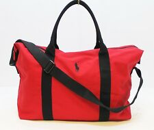 RALPH LAUREN POLO PONY  DUFFLE / TRAVEL / HOLDALL / WEEKEND BAG - NEW