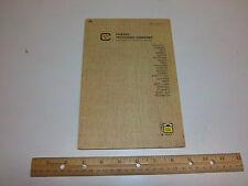 1968-69  Phone Book or Directory, Delia, Easton, Lancaster, Hoyt, Perry, Kansas