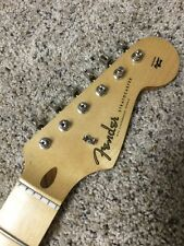 Fender Stratocaster Loaded Maple Neck All Parts Licensed, 22 Fret AllParts Strat