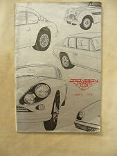 JENSEN OWNERS CLUB BOOK / BOOKLET MAY 1978 issue 26 c v8 FF