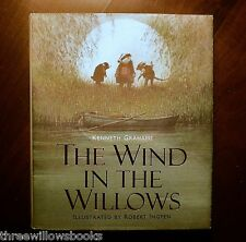 The Wind in the Willows by Kenneth Grahame (Sterling Illustrated Classics) - NEW