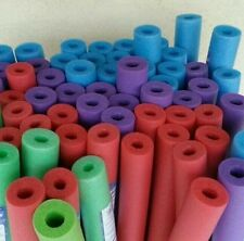 Lots of 40 pieces Pool noodles swimming water floating foam random colors