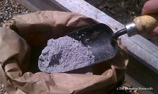 Wood Ash Fertilizer, soil neutralizer 1 gallon A Natural way to an neutral PH
