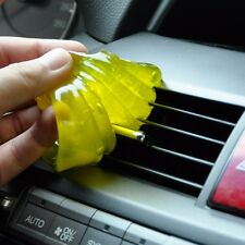 Magical Car Clean Glue Interior Panel Air Outlet Dashboard Dust Cleaner Tool