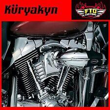 Kuryakyn Chrome Throttle Body Support Bracket Cover for 08-'16 Touring 8658