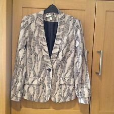 LIGHT WEIGHT CLEMENT RIBEIRO BLAZER UK SIZE 8 / WORN BARELY