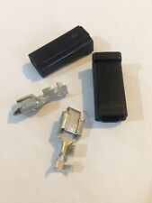 2x GM Holden Single Connector & Terminal kit Fuse Box Panel HK HT HG EH HQ WB HZ