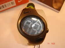 Nike Triax Analogue Super Sports Watch Yaki Khaki/Dark Mocha Unisex 20-203 BOGOF