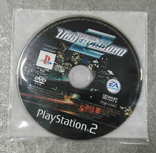Need for Speed Underground 2 PS2 Preowned Good Condition Used Without Box Manual