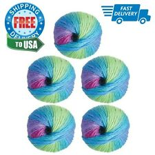Knit Picks Chroma Worsted Pegasus Needlecrafts Yarn Superwash Wool Nylon 5-Pack