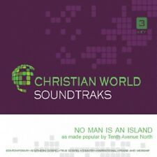 Tenth Avenue North - No Man Is An Island - Accompaniment CD New
