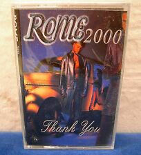 Rome 2000 Thank You 16 track 1999 CASSETTE TAPE NEW!