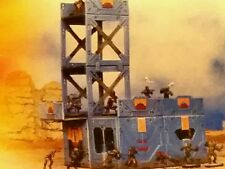 Battlezones Sci fi Watchtower from Mantic Games proxy for Warhammer 40k 28mm