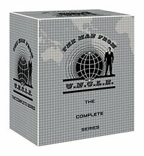 The Man From U.N.C.L.E. UNCLE  ~ Complete Series ~ BRAND NEW 41-DISC DVD SET