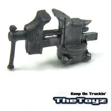 RC Scale Crawler, Drift Garage Shop Miniature Replica Top Mount Vise ISL01342.