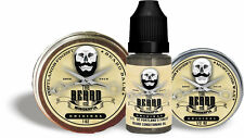 Beard Balm, Moustache Oil & Moustache Wax Set from The Beard and The Wonderful