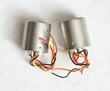 Vintage Tamura Audio Input Transformers , from old RCA Console  x  2pcs !!!