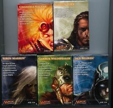 Magic the Gathering CCG 2012 core Promo 30 Card Deck Set of 5 MINT