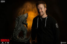 Sideshow Godzilla 2014 Movie Godzilla King of Kaiju Maquette Statue 750 In Stock