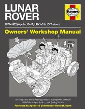 HAYNES WORKSHOP REPAIR MANUAL FOR LUNAR ROVER 1971-1972