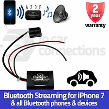 CTAVX1A2DP Opel Tigra A2DP Bluetooth Streaming Interface Adaptateur iPhone 7