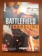 BATTLEFIELD HARDLINE PRIMA OFFICIAL STRATEGY GAME GUIDE PS4, XBOX 1, PC