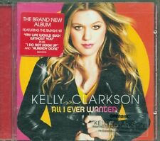 Kelly Clarkson – All I Ever Wanted Cd