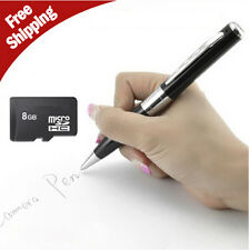 8GB Mini HD USB DV Camera Pen Recorder Hidden Security DVR Video Spy 1280x960 ze