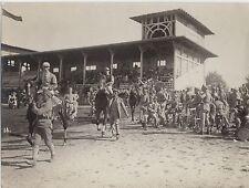 Allemagne Courses des chevaux Zinsel Darmstadt Prix du Rhin 1922