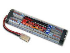 Tenergy 9.6V 3800mAh NiMH Battery for RC Cars & AirSoft
