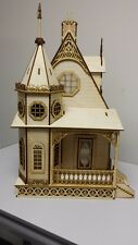 Jasmine Gothic Victorian Cottage Dollhouse 1:24 scale