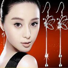 Jewelry Fashion Butterfly Earrings Ear Wire Dangle