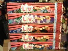 SET OF 5 SPIN MASTER LIV WONDERLAND DOLLS IN BOXES MINT