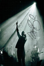 Dan REYNOLDS Signed Autograph 12x8 Photo AFTAL COA Chasing Dragons Rock Band