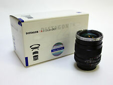 Carl Zeiss 28mm F2.0 Distagon.Nikon ZF.2.Good Condition.3 Month's G'Tee