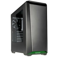 PHANTEKS ECLIPSE P400S GUNMETAL NOISE DAMPENED CASE WITH WINDOW - PH-EC416PSW_AG
